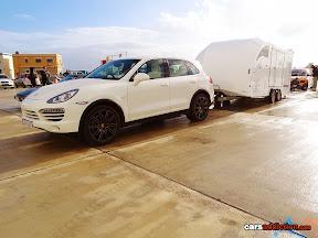 Vayenne with trailer