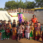 Navratri and Dusshera Celebration (Pre-primary) 20.10.2015