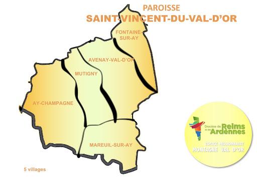 photo de Paroisse Saint Vincent du Val d'Or
