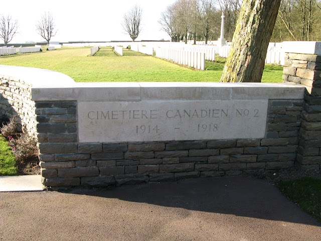 Canadian Cemetery No.2, Neuville-St.Vaast