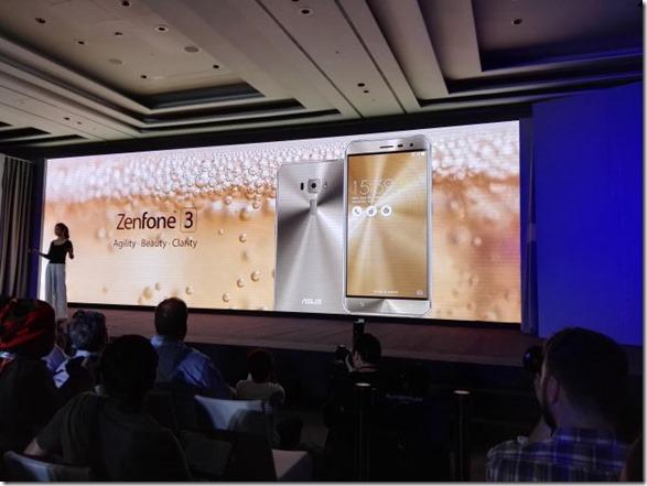 Asus Zenfone 3 ZE552KL Diperkenalkan, Ini Harga & Spesifikasinya
