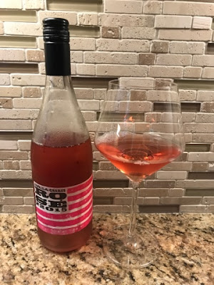 Sassy Wine Belly - Charles & Charles Rosé 2015