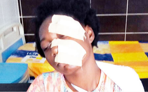 Task force officials batter LASU student for videoing operation
