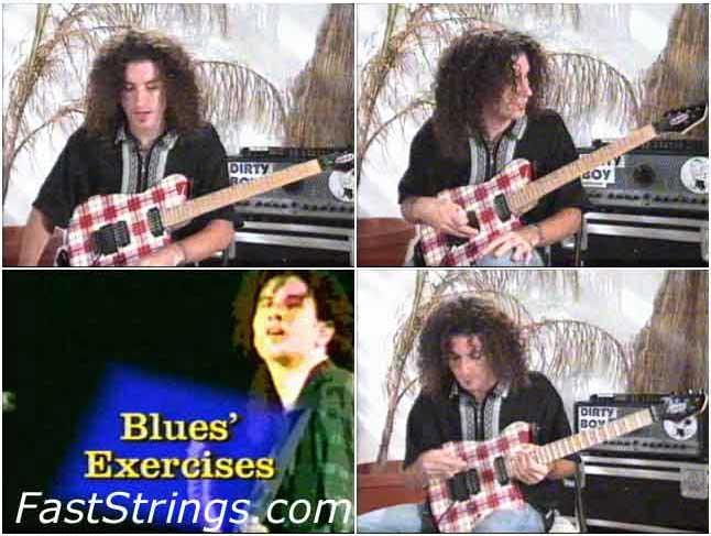 Blues Saraceno - Instructional Video