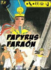Actualización 17/03/2017: Todos Links resubidos a Copiapop, y agregado el numero 33. Papyrus Faraón. Disfruten de este cómic.