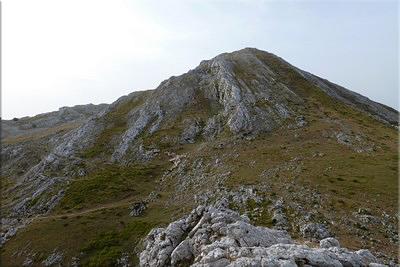 Vista de Aratz desde Malmokera/Argorri