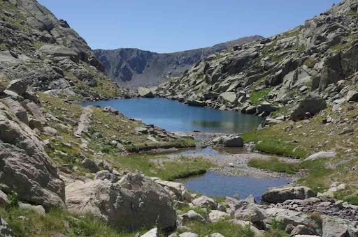 C'est reparti : le lac des Merveilles, (re)montée vers la baisse de Valmasque