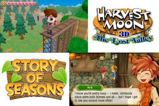 Story of Seasons tampaknya sudah tidak absurd lagi dikalangan Harvester Perbedaan Harvest Moon Dan Story of Seasons