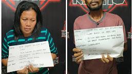Polisi Ringkus Dua Pelaku Saat Pesta Narkoba di Areal PT. SAL Bungo