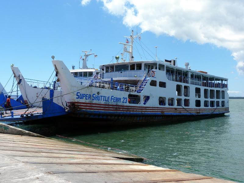 Ferry pour Bantayan island