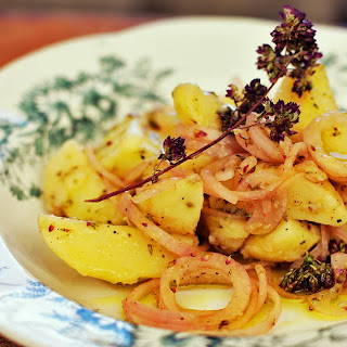 Gennaro's Potato Salad | #PotatoMadness.