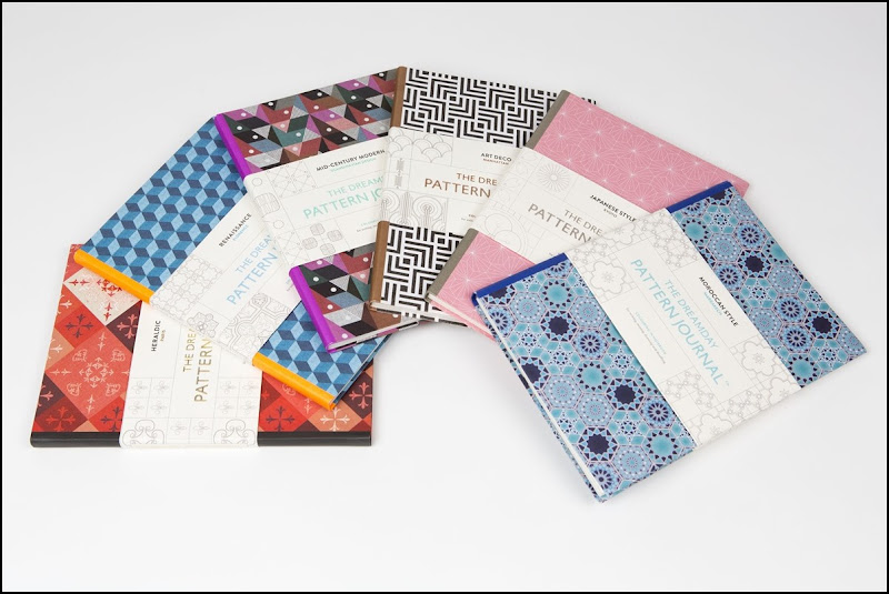 The Dreamday Pattern Journal Range