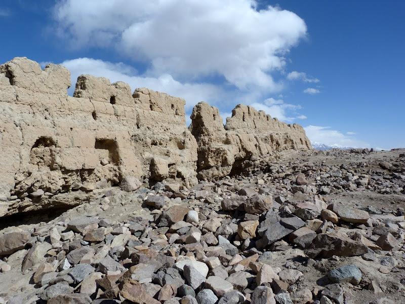 XINJIANG. Karakoram Highway, lune des plus haute route au monde, en passant a 4400 m - P1280589.JPG