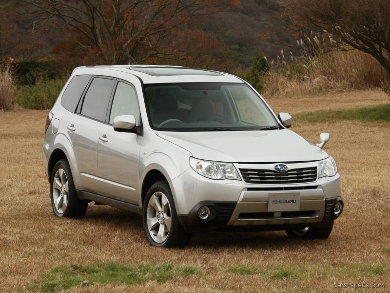 2006 subaru forester wagon specifications pictures prices. Black Bedroom Furniture Sets. Home Design Ideas