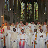 6.6.2013 Internationale Messe in Köln mit Bischof Trelle