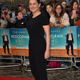 OIC - ENTSIMAGES.COM - Sidse Babett  at the  A Hologram For The King - UK film premiere 25th April 2016 Photo Mobis Photos/OIC 0203 174 1069