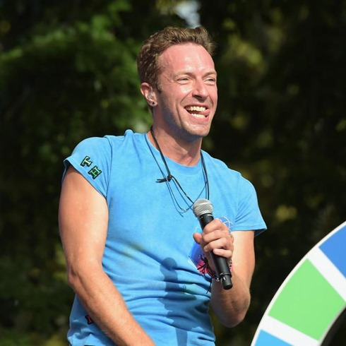 2015 Global Citizen Festival  Coldplay-3