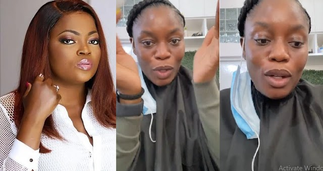 Bisola Reacts After Funke Akindele Called Her A Boyfriend Snatcher [Video]