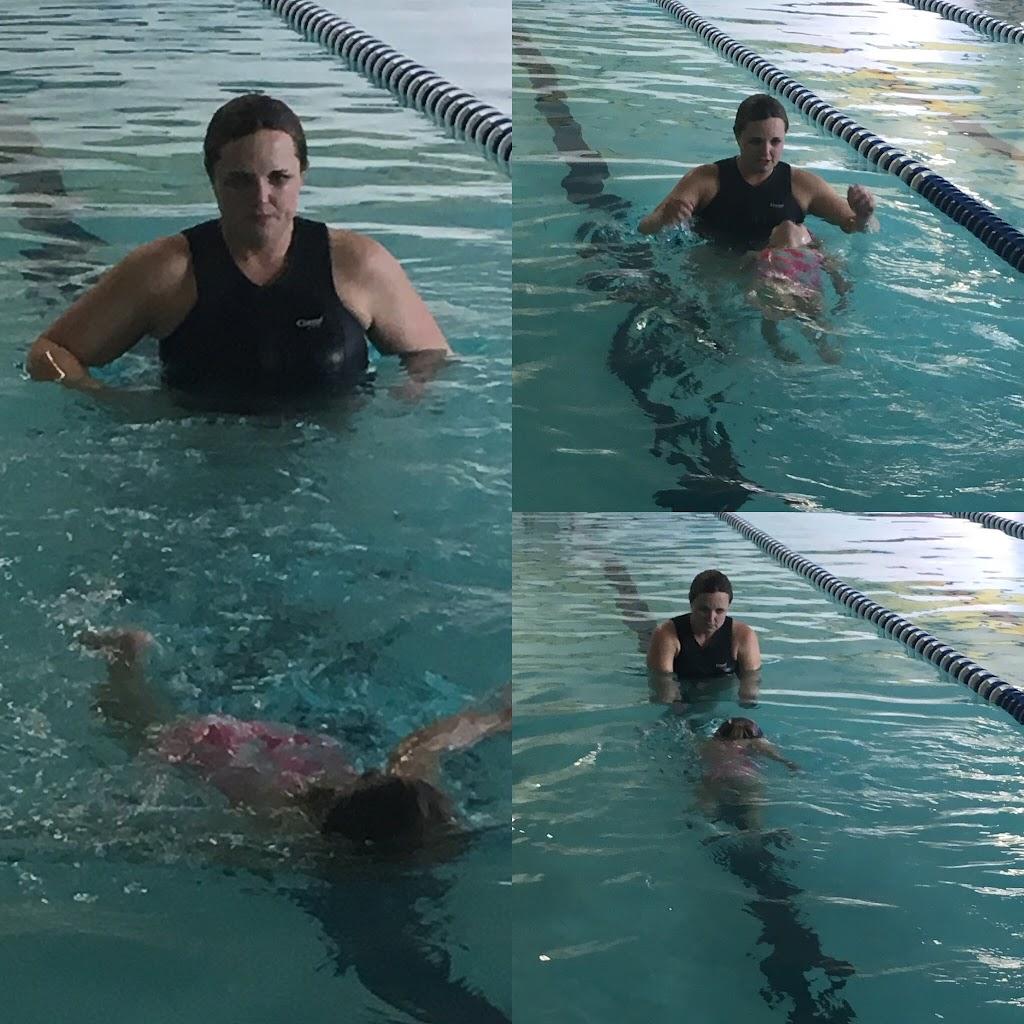 Red Cross Swim Lesson Levels - Safe Swim