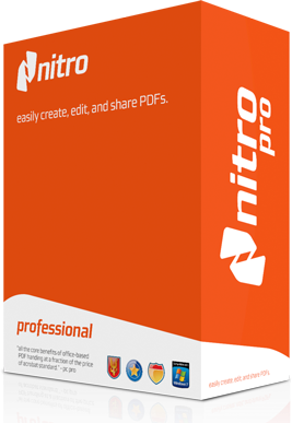Nitro PDF Pro/Enterprise 9.0.2.37 Full Crack / Keygen