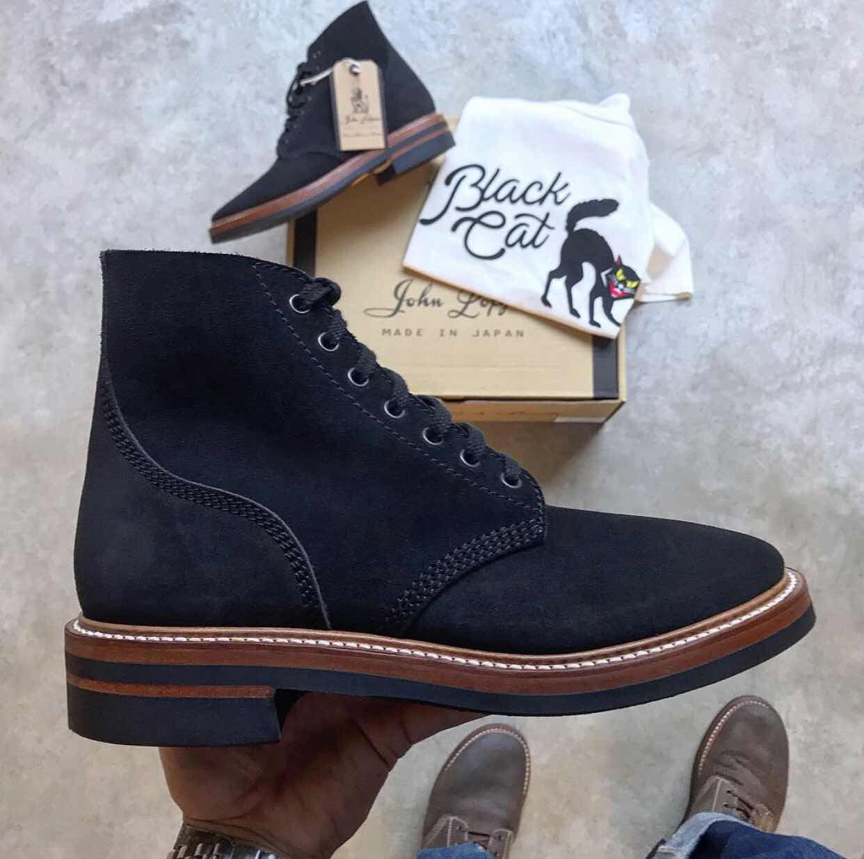 aacca90a0f0a3 Vintage Engineer Boots  BLACK CAT M-43 BOOTS