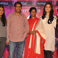 Rudrama Devi Press Meet