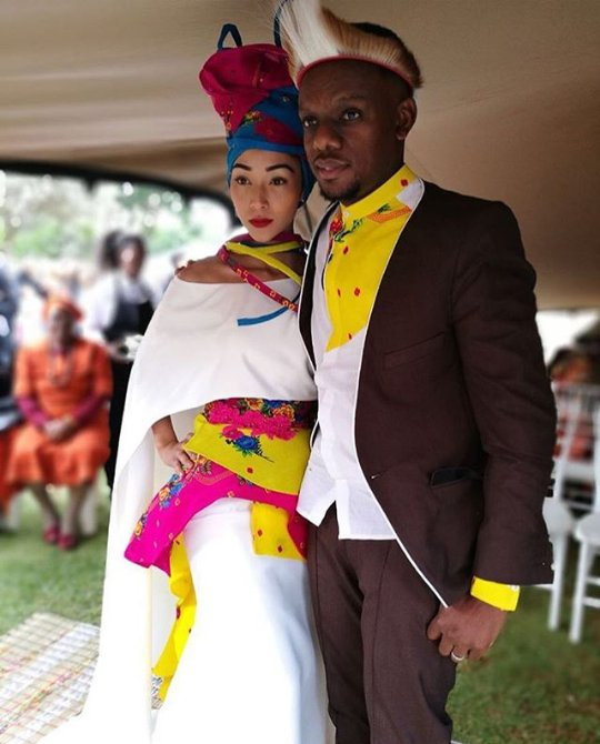 Xhosa Traditional Attire