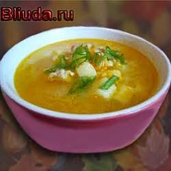 Как готовить суп на курином бульоне
