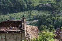 Oblast Gorka, která byla v epicentru zemětřesení. (Foto: Jana Ašenbrennerová pro ČvT)