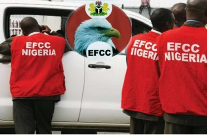 Bank MD with134 buses, 20 houses with N11.4 bn slush cash arrested by EFCC .