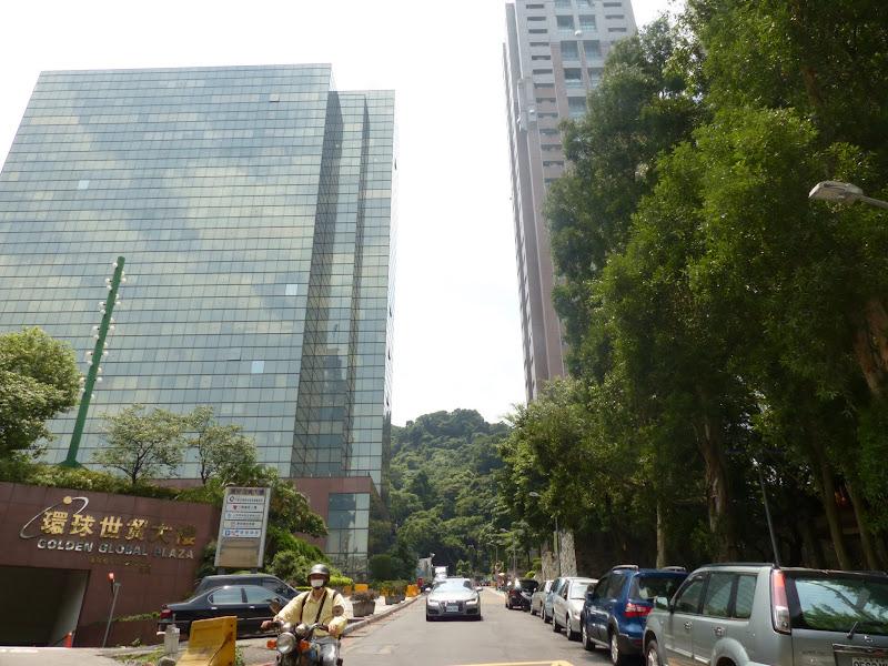 Taipei. Le parc Sanli et un évenement contre les mines dans le monde - mines%2B027.JPG