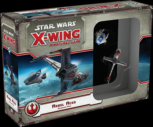 Ases Rebeldes X-Wing