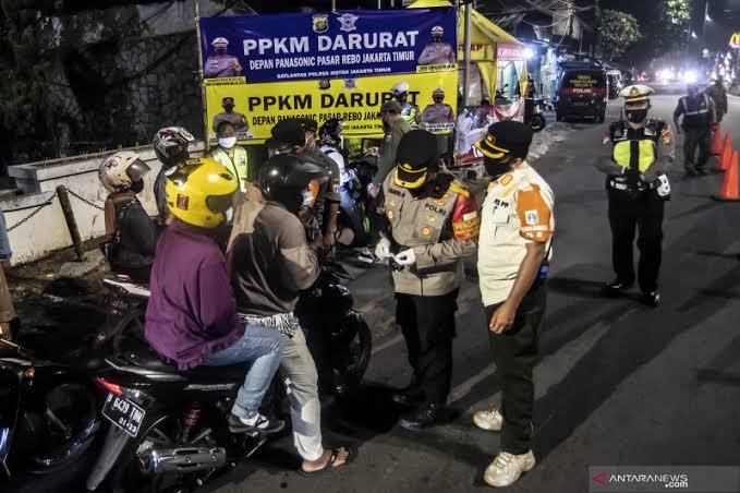 Polda Metro Ancam Pelanggar PPKM Darurat Bisa Kena Pasal Pidana