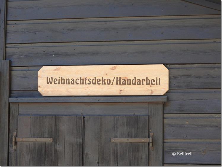 St, Leonhard Hütte Weihnachtsdeko