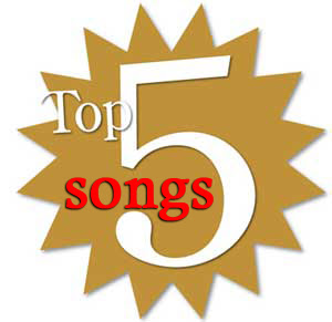 Top 10 Songs 2011