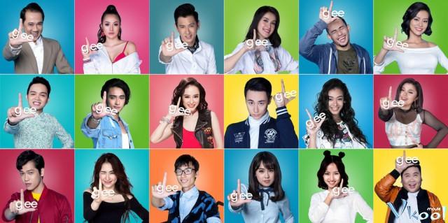 Xem Phim Đội Hát Trung Học Phần 1 (ver. Viet) - Glee Vietnam 1 - phimtm.com - Ảnh 1