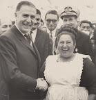 Visita a Chorrillos - 1965