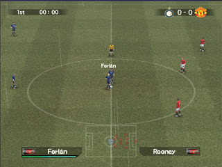 Free Download Game Winning Eleven 9 + Players Update February 2013