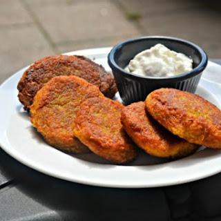 Butternut Squash Potato Cakes Recipe
