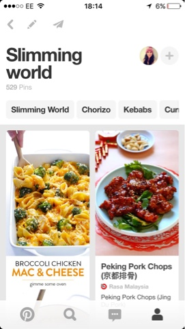 My slimming world journey Slimming world my account