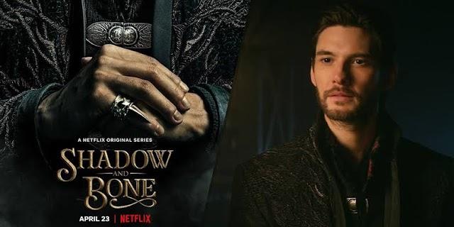"""Site Garante que nova Série da Netflix """"Sombra e Ossos"""" pode ser a nova Harry Potter."""