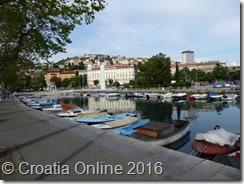 Croatia Online - Rijeka Car Park