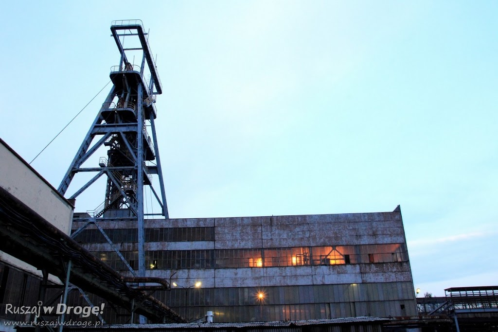 Kopalnia Węgla Kamiennego Katowice Murcki Staszic