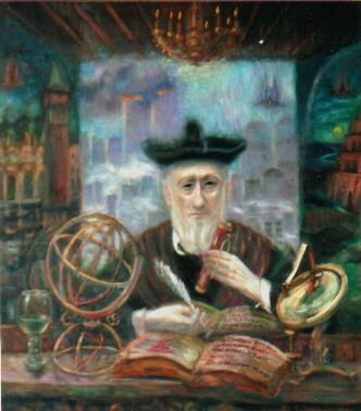 Nostradamus3, Nostradamus