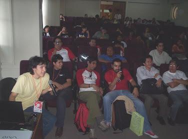 Ubuntu Hardy Release Party Lima