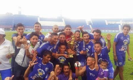 Club Deportivo Chalatenango asciende a segunda división