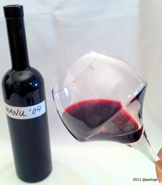 Vino Manu 2004, Bodegas Jeromín ( DO Vinos de Madrid)