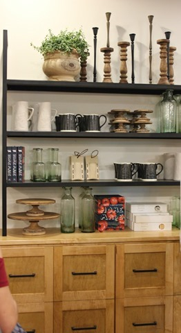 magnolia store shelves