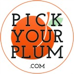 Pick Your Plum Button