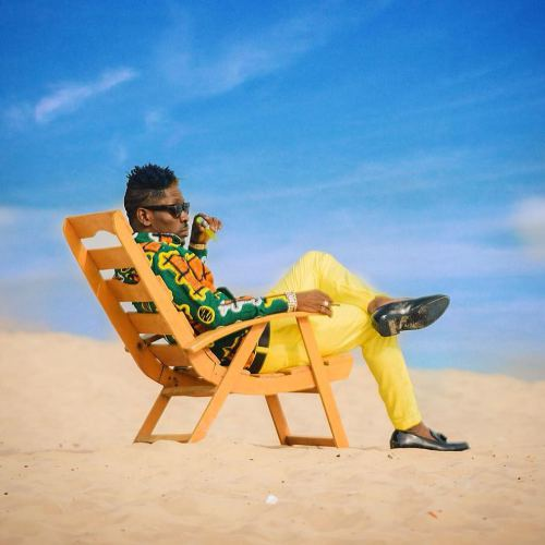 Shatta Wale - Ginger (Prod. By M.O.G Beatz)